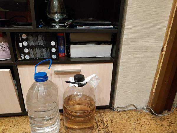 бутылки муншайнера
