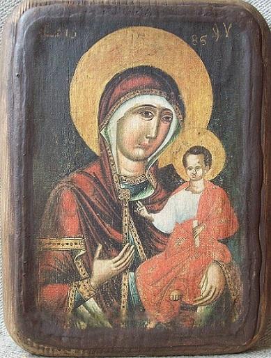 Львовская икона Божией Матери