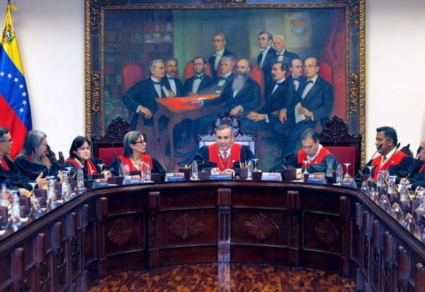 Венесуэлла верховный суд