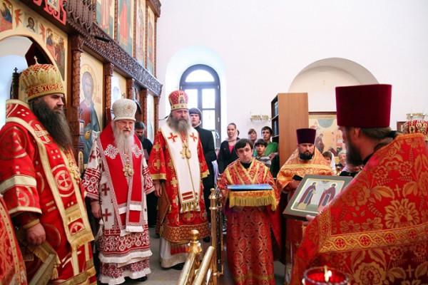 архиепископ феогност сергиево-посадский