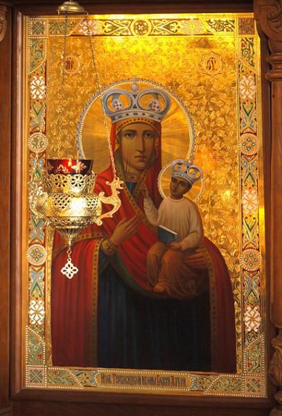 икона Божией Матери Турковицкая