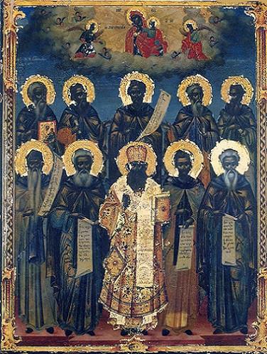 Собор Ватопедских святых