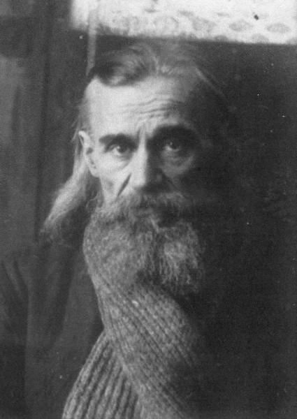 Николай Кельсиевич Заварин (1878 - 1937), священник Владимирской церкви села Пиксур, священномученик