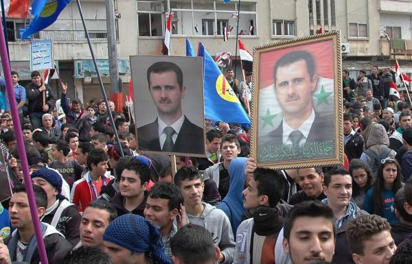выборы Сирия 2014