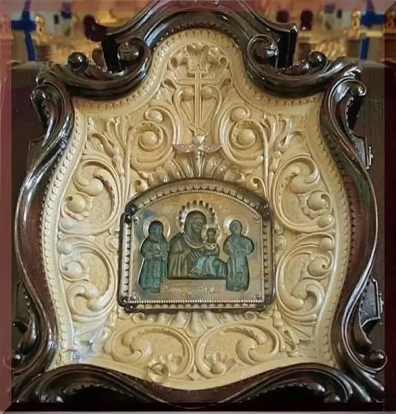 Икона Божией Матери Бугабашская