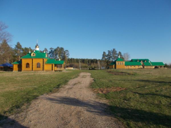 Бугабашский Богородице-Одигитриевский женский монастырь, фото май 2018 года (Алексей Александров)