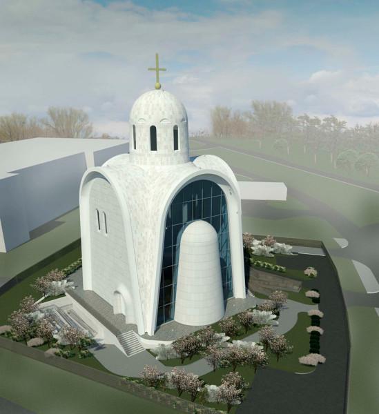 храм футуризм 1