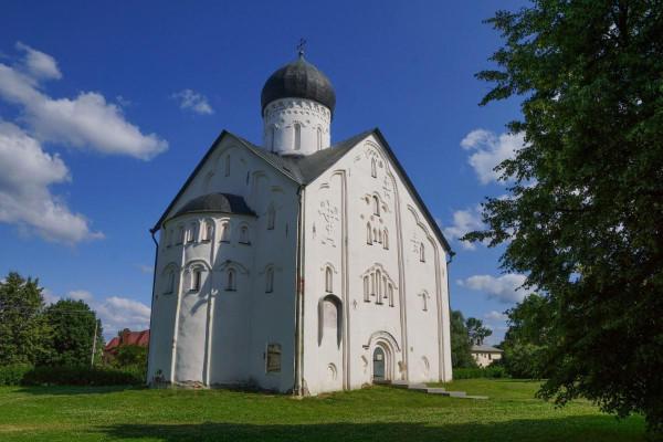 Церковь Спаса Преображения на Ильине улице, Новгород