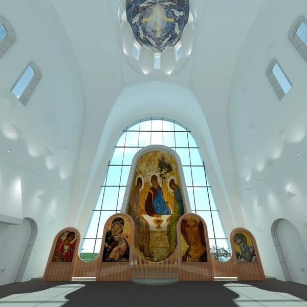 храм футуризм 2