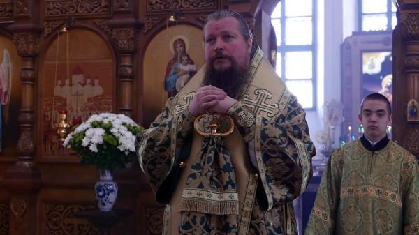 епископ Воскресенский Дионисий