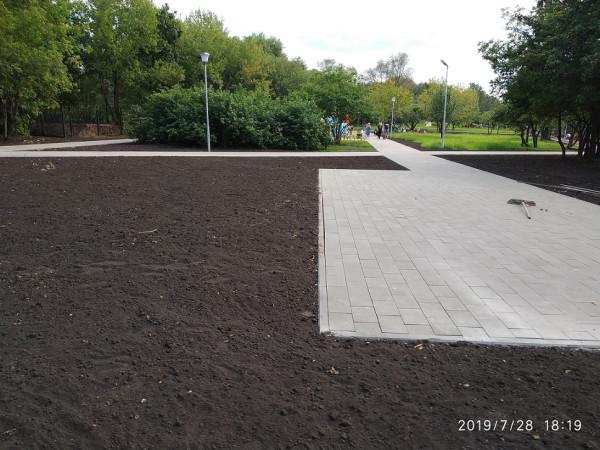 _Коптево парк реконструкция