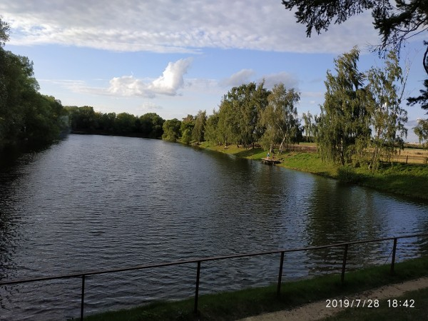 _ТСХА пруд