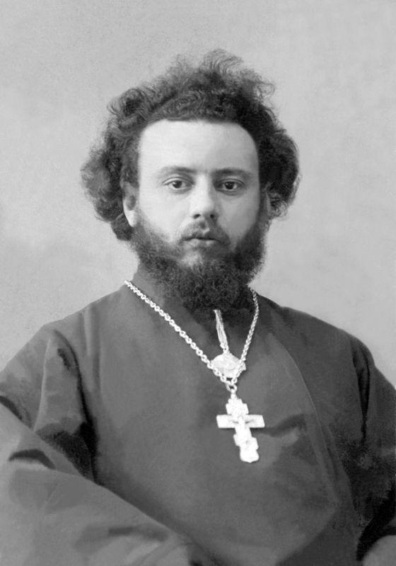 сщмч_иерея_Николай_Беневоленский_1910_год