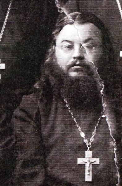 Священномученик Андрей Семенович Зимин, протоиерей