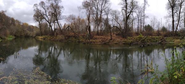 _снегири река 3
