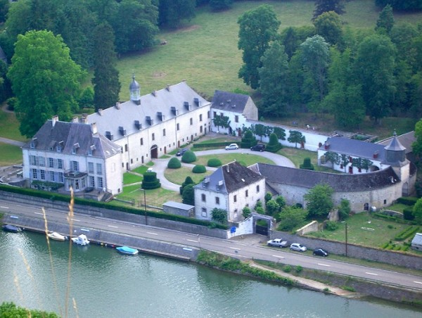Waulsort Abbey