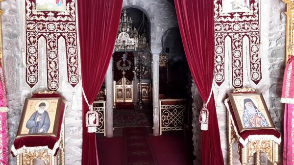 Монастырь Пантократор в Дау Пиндели 1