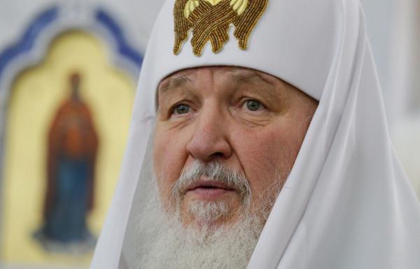 !Патриарх Кирилл 1