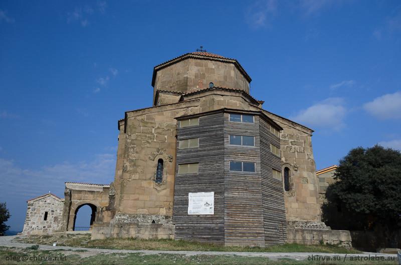 монастырь_Зедазени_грузия