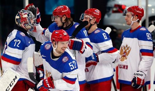 Россия в финале