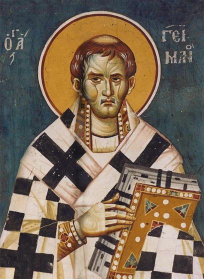 святитель_Герман_Константинопольский