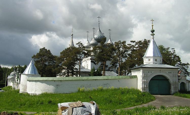 Троице_Сыпанова_Пахомиево_Нерехтский_женский_монастырь