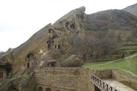 Давидо_Гареджийский_монастырь