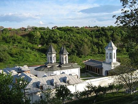 монастырь_Слатина_румыния
