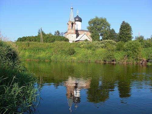 Николо_Пешношский_монастырь