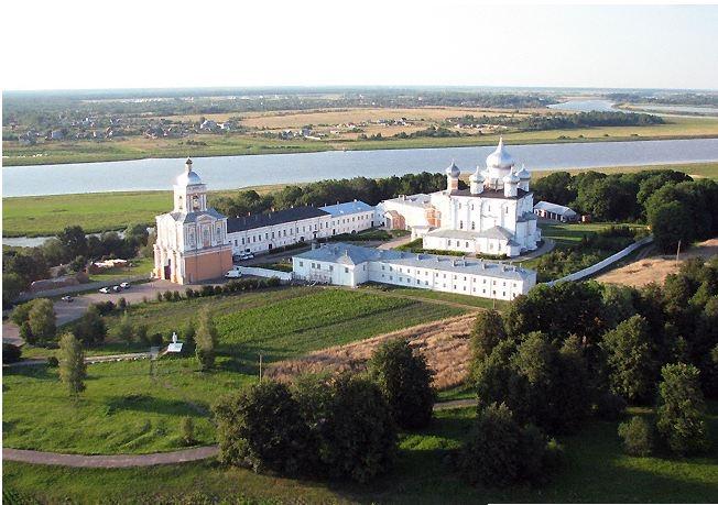 Спасо_Преображенский_Хутынский_монастырь_Великий_Новгород