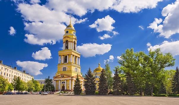 кафедральный_Христорождественский_собор_рязань
