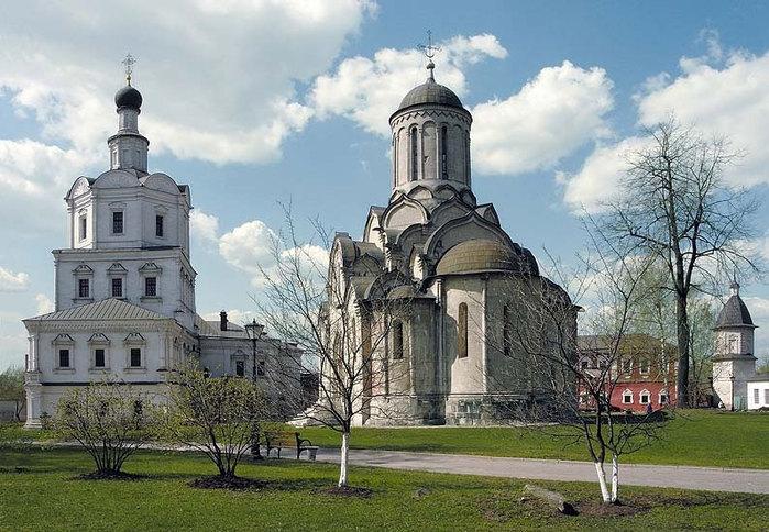 Спасо_Андроников_монастырь_Москва