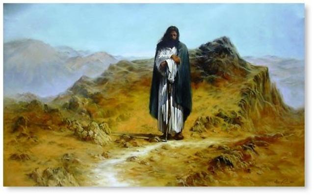 христос_в_пустыне