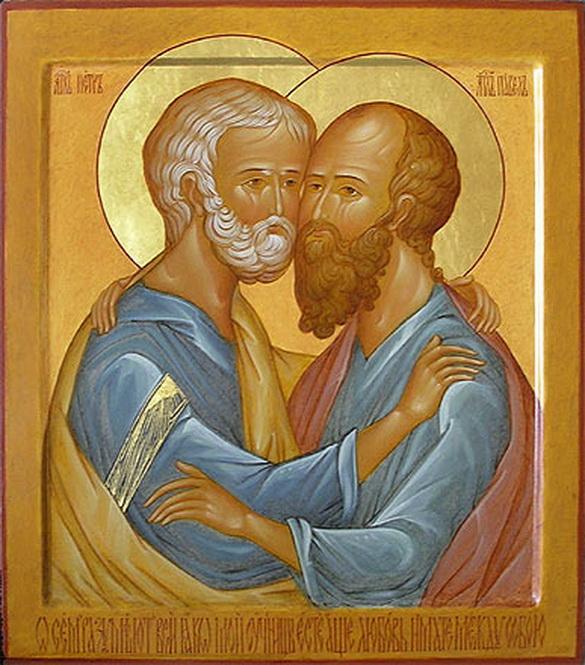 апостолы_Петр_Павел