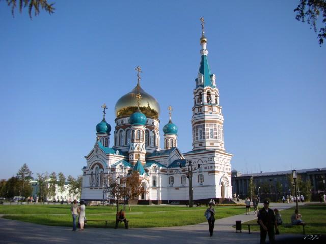 Омский_Успенский_Кафедральный_Собор