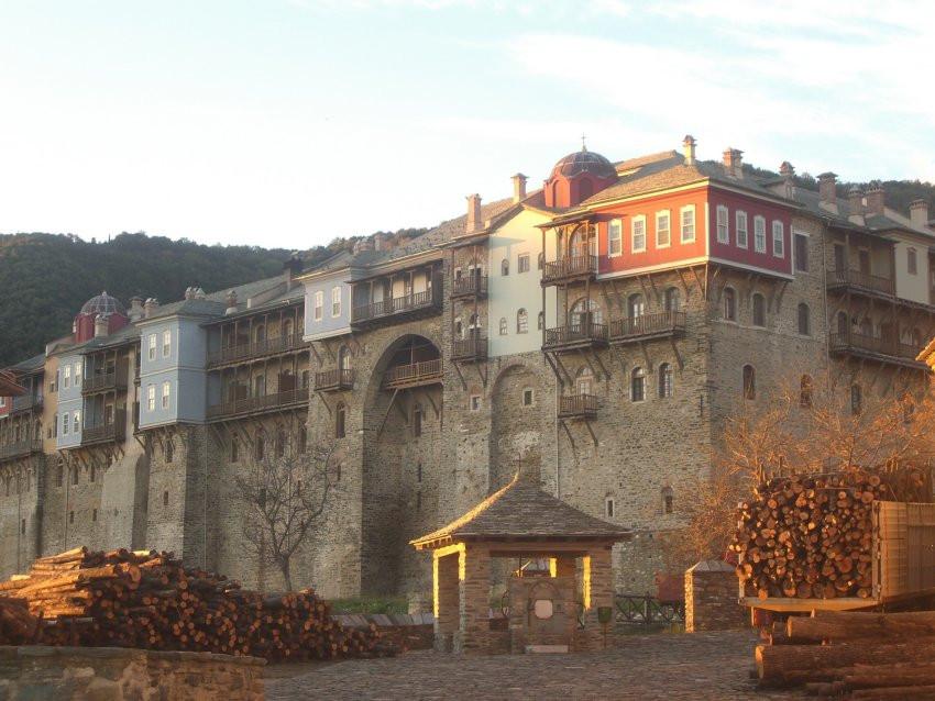 Иверский_монастырь_Афон