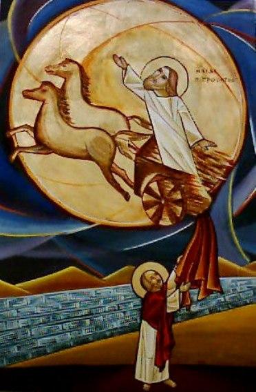 пророк_Илия_колесница