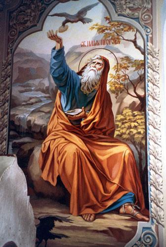 пророк_Илия_с_вороном