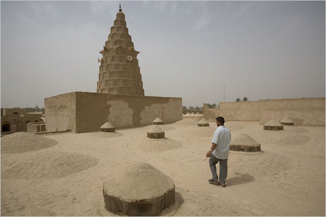 гробница_пророка_Иезекииля_Ирак