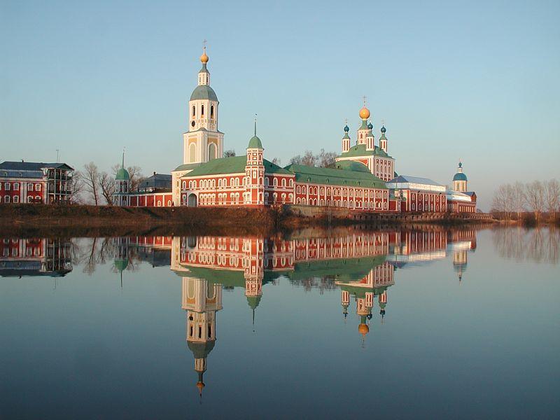 Рождественно- Богородичный,Санаксарский монастырь