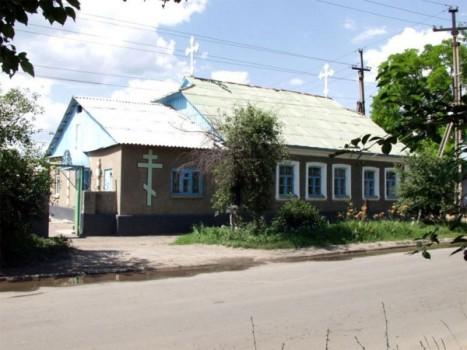 Свято-Георгиевский храм, в котором служил о. Владимир