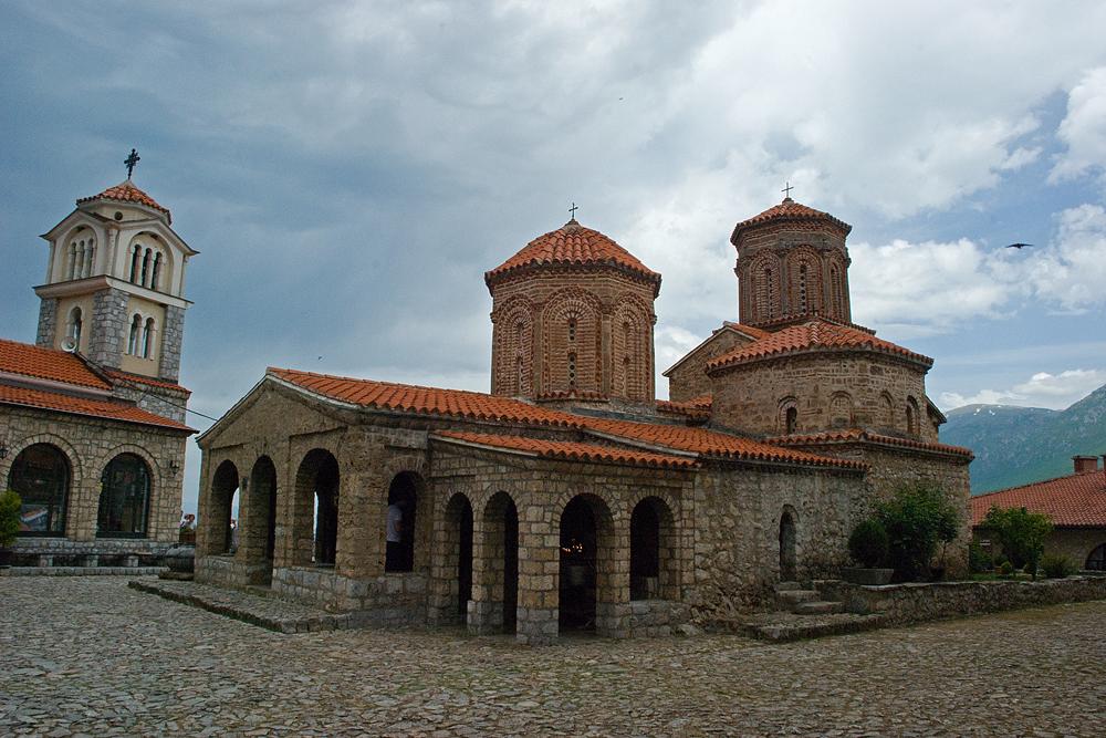 монастырь_св_Наума_Охрид_Македония
