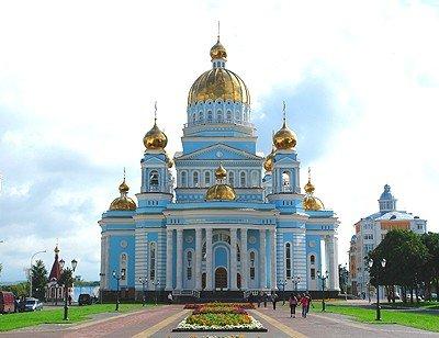Кафедральный собор Феодора УшаковаСаранск