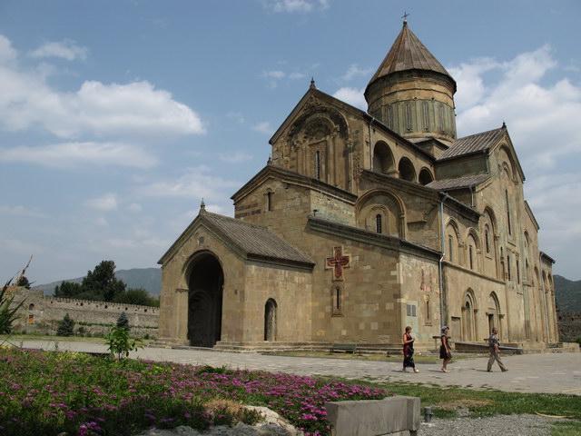 Мцхетский патриарший кафедральный собор Светицховели
