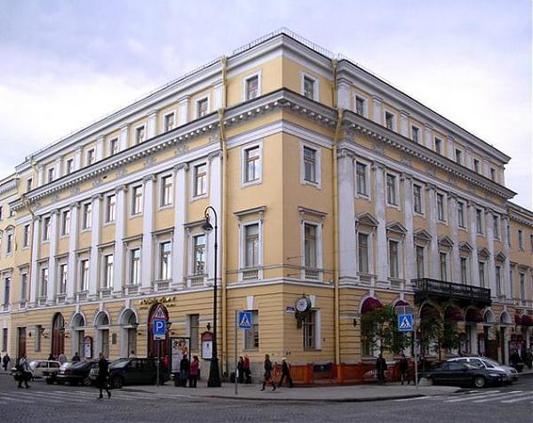 здание_Петербургской_филармонии