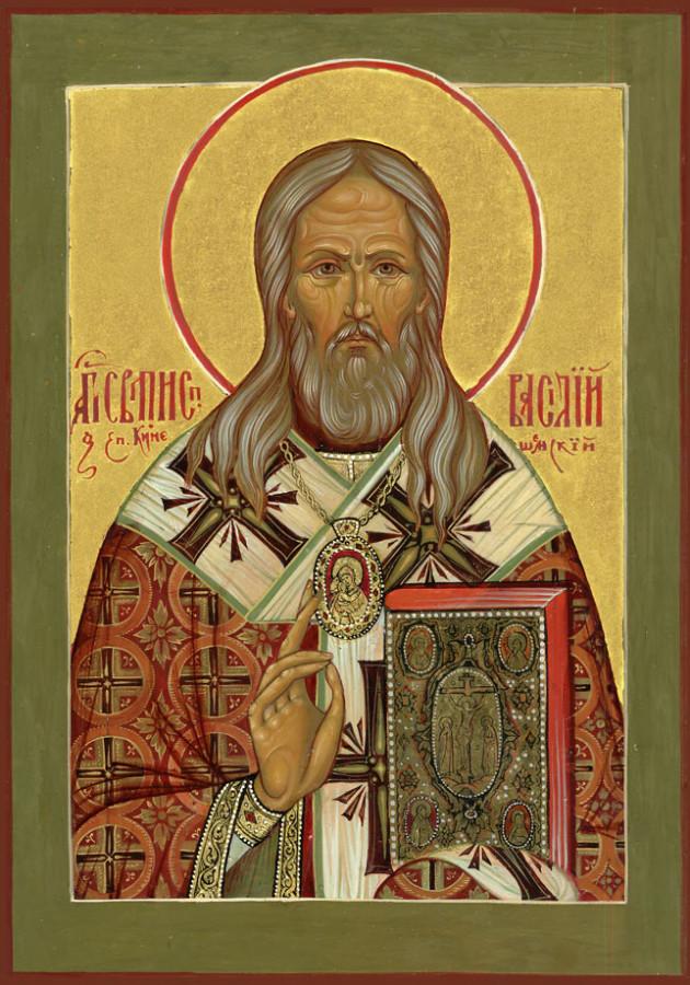 сщмч_епископ_Василий_Кинешемский(Преображенский)_икона