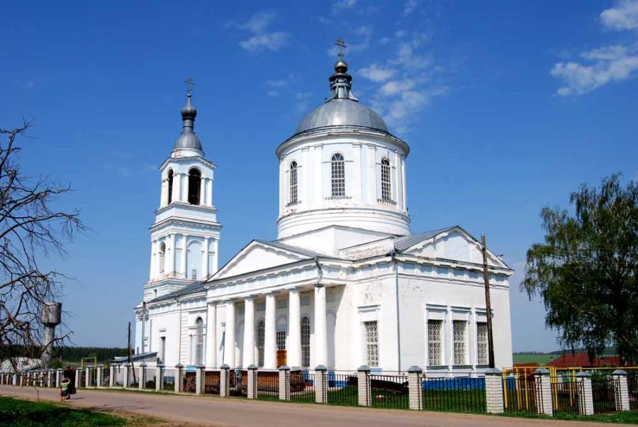 Успенский_храм_Село_Суворово