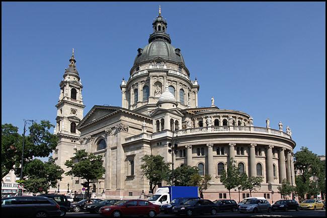 базилика_св_Стефана_Будапешт
