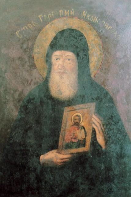 прп_Григорий_Печерский_иконописец