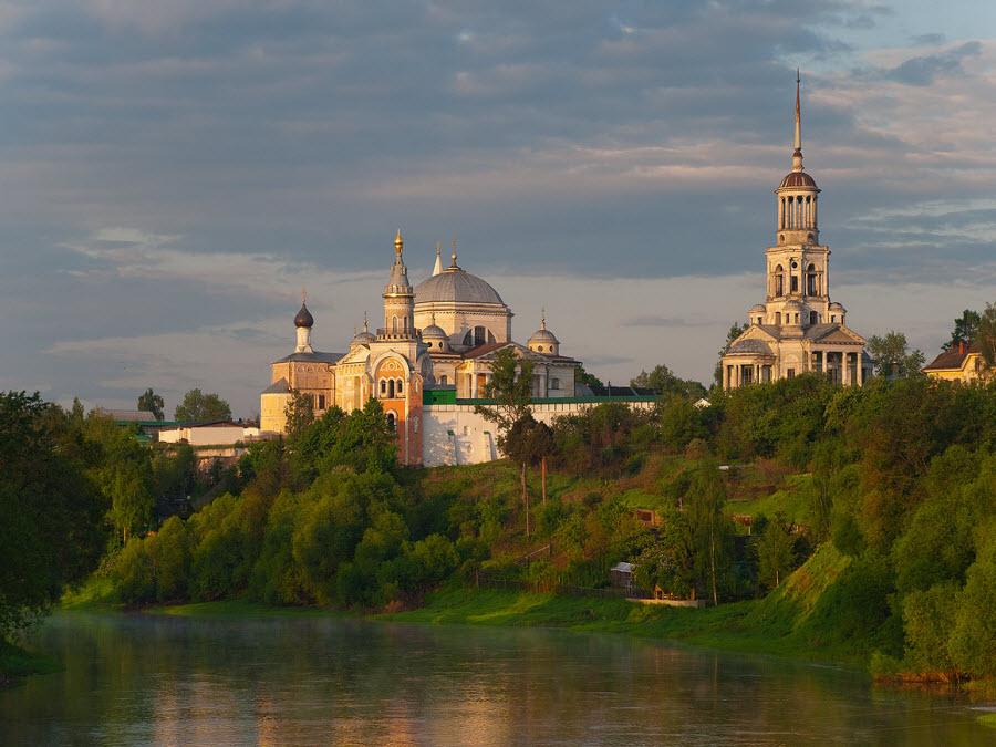 Новоторжский_Борисоглебский_монастырь